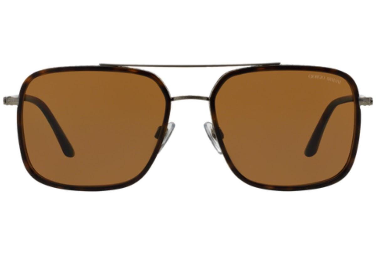 3b061ddeaaa Buy Giorgio Armani AR6031 C58 300383 Sunglasses