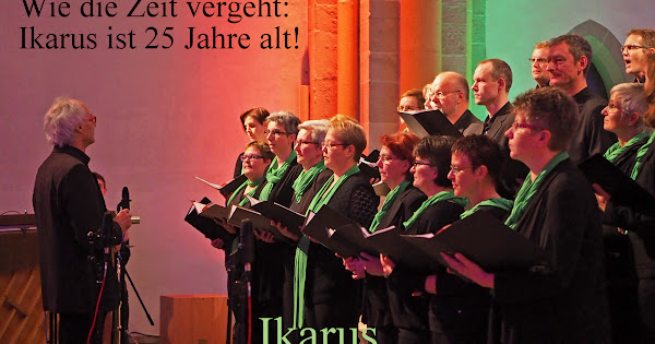 25 Jahre Ikarus - Übervolle Jubiläumskonzerte in St. Matthäus Melle