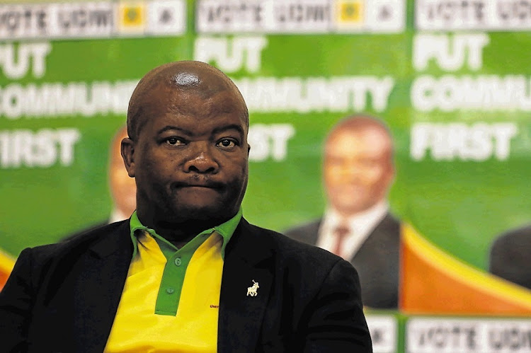 UDM leader Bantu Holomisa. Picture: DAILY DISPATCH