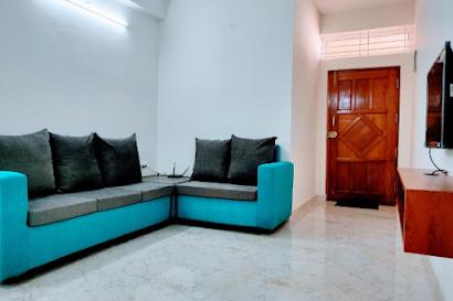 Vinayaka Layout-Hebbal Apartments