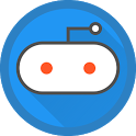Search for Reddit icon