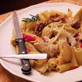 Easy Slow Cooker Artichoke Garlic Chicken