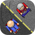 Grandpa Rally - Insanity Crash icon