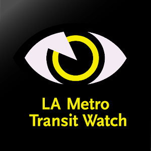 LA Metro Transit Watch - Version 2