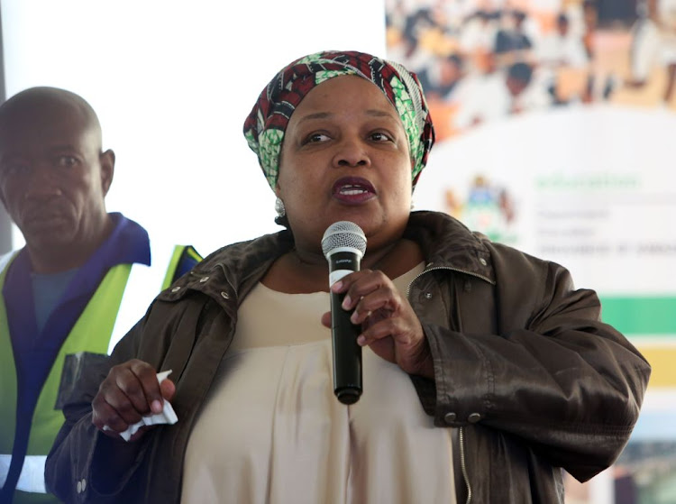 Nomusa Zulu, the aunt of one of the boys killed at Masakhaneni High School in KwaMakhuta, on August 27, 2018, said she believed that the children were being used as pawns by teachers to fight their battles.