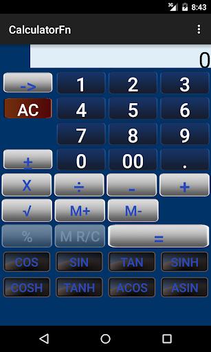 計算器FN