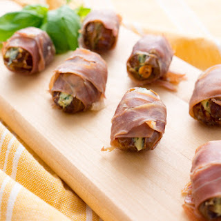 Stuffed Dates with Prosciutto Recipe