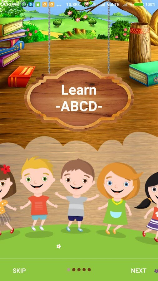 Learn ABCD with Sound