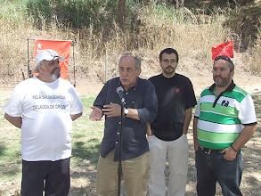 Photo: João Penedos, João Semedo, Carlos Carujo e Lino Romão