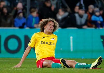 """Wout Faes est un capitaine heureux: """"Nous avons bien contrôlé La Gantoise"""""""