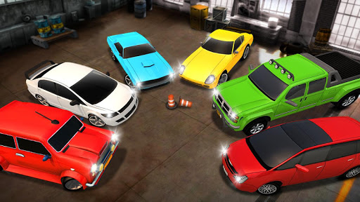 Modern Car Parking Simulator - Car Driving Games filehippodl screenshot 4