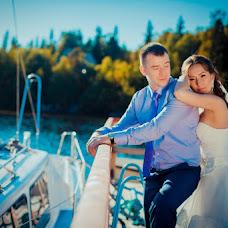 Wedding photographer Kseniya Landyreva (Jersey). Photo of 10.09.2015