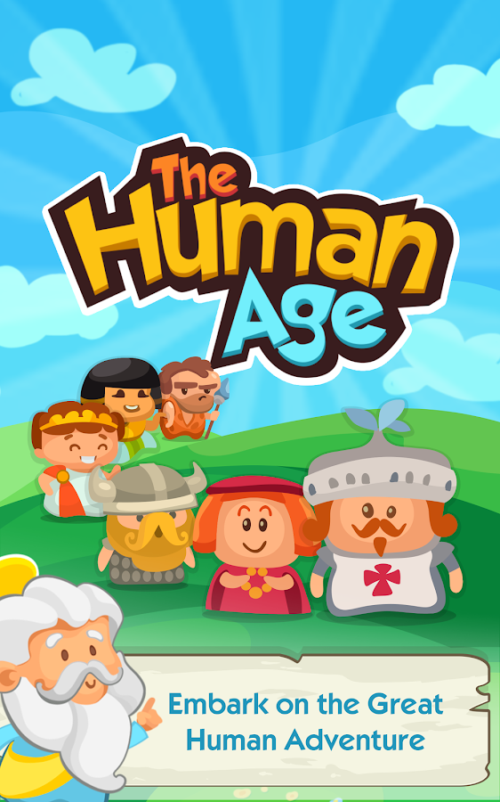 The Human Age- screenshot