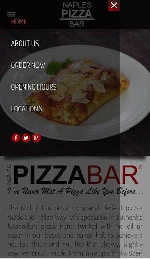 玩免費遊戲APP|下載Naples Pizza Bar app不用錢|硬是要APP