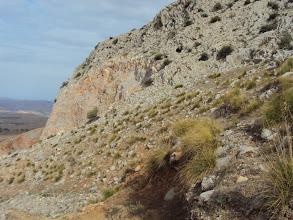 Photo: Ascension du Mont Zouaoui.