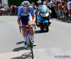 Ex-winnaar Ronde van Vlaanderen moet opgeven in de Tour