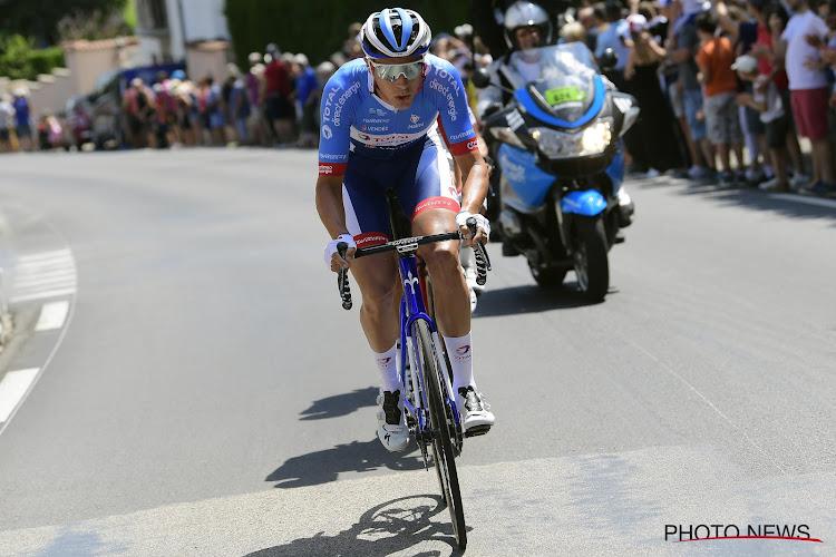 'Total Direct Energie bereid wildcard voor Giro terug te geven'
