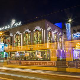 Friedrichstadt Palast Berlin by Waldemar Dorhoi - Digital Art Things
