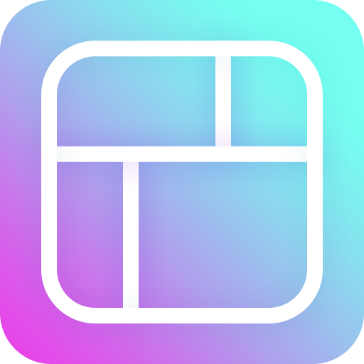 Pic Collage Maker - Photo Editor & Collage Frame Icon