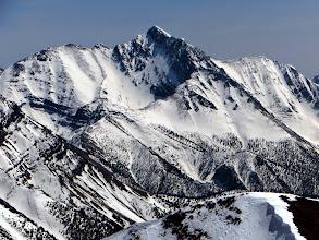 Photo: At the top, Borah greets us.