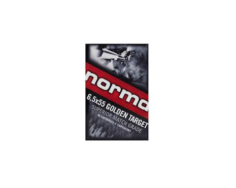 Norma 6,5X55 Golden Target