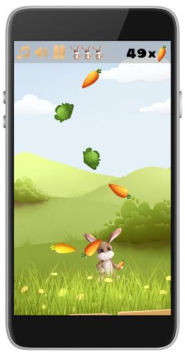 Code Triche Attrapez la carotte! Jeu gratuit pour les enfants apk mod screenshots 2