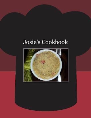 Josie's Cookbook