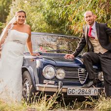 Wedding photographer Sabine Pelirroja (pelirroja). Photo of 10.11.2015
