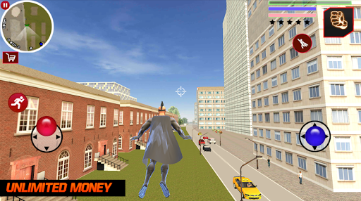 Super Hero Us Vice Town Gangstar Crime 1.1 Screenshots 2