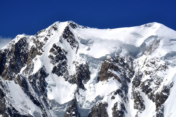 Vetta del Monte Bianco di markoff