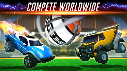 ⚽ Rocketball: Championship Cup screenshot