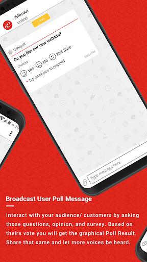 Wibrate - Free Wi-Fi & Messaging Service 3.8 screenshots 11