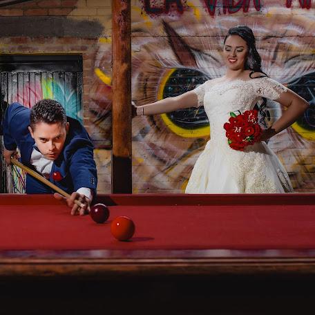 Fotógrafo de bodas Oscar Ossorio (OscarOssorio). Foto del 14.02.2018