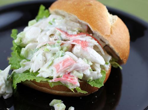 Summer Seafood Salad Recipe