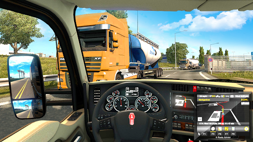 PK Cargo Truck Transport Game 2018 screenshots 4