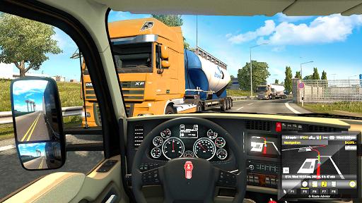 PK Cargo Truck Transport Game 2018 filehippodl screenshot 4