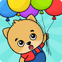 Baby games for 2 to 4 year olds icon
