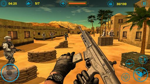 Call of Army Frontline Hero: Commando Attack Game 1.0.1 screenshots 1