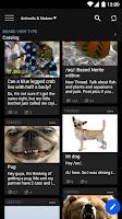 Screenshot of Mimi 4chan Reader