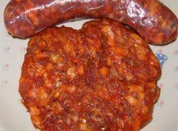Homemade Hot Italian Sausage