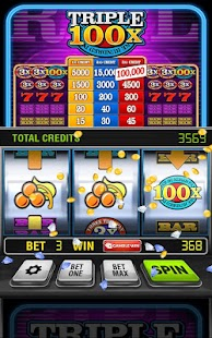 Triple 100x Slots HD- screenshot thumbnail
