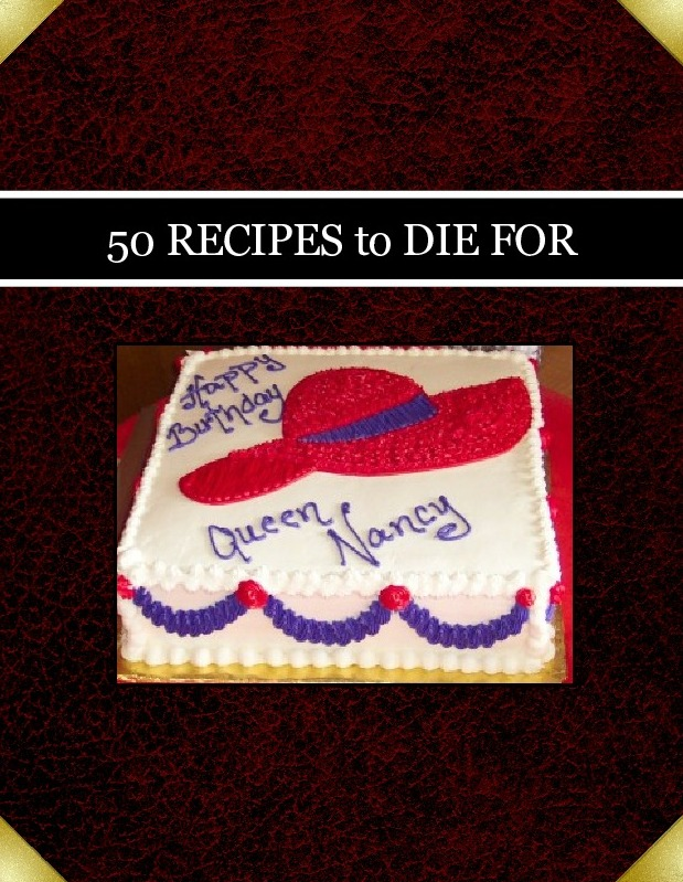 50 RECIPES to DIE FOR