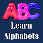 ABC Alphabets for Kids Icon