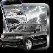 Black Rover Car Sport SUV Theme