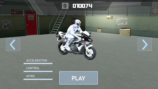 SUPER BIKE RACERS 3D screenshot 4