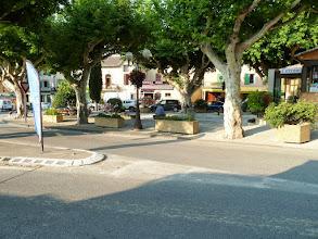 Photo: Start zur Auffahrt auf dem Mount Ventoux in Bedion Quelle: www.fahr-radwege.com