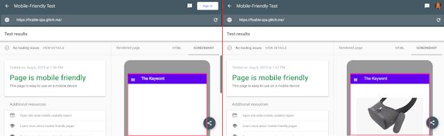 Mejoras en el Googlebot permite ejecutar y renderizar las páginas en JavaScript a través de Chromium 1
