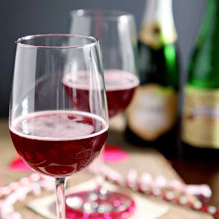 Framboise Champagne Cocktail Recipe