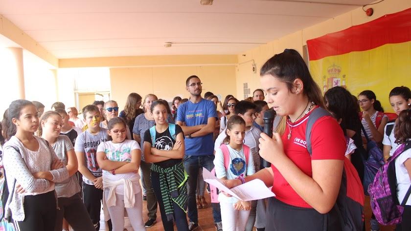 Numerosas actividades en el IES El Alquián por el Día de la Hispanidad