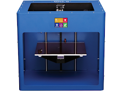 CraftBot PLUS 3D Printer Fully Assembled - Blue
